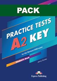 A2 Key Practice Tests. Książka ucznia papierowa + DigiBook (kod)