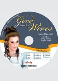 Good Wives. Audio CD