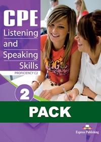CPE Listening & Speaking Skills 2. Książka ucznia papierowa + DigiBook (kod)