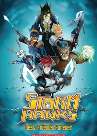 Storm Hawks. Reader + Audio CD