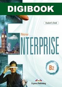New Enterprise B2. Podręcznik cyfrowy DigiBook (edycja polska) (kod)