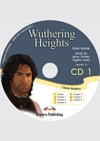 Wuthering Heights. Audio CDs (set of 2)