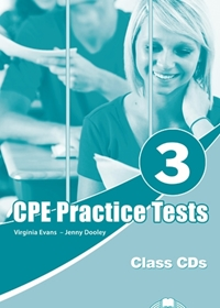 CPE Practice Tests 3. Class Audio CDs (set of 3)