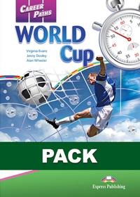 World Cup. Podręcznik papierowy + podręcznik cyfrowy DigiBook (kod)
