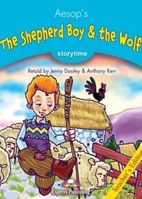 The Shepherd Boy & the Wolf. Teacher's Edition