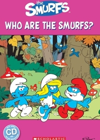 The Smurfs: Who are the Smurfs? Reader + Audio CD