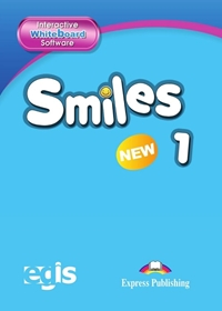 New Smiles 1. Interactive Whiteboard Software (płyta)