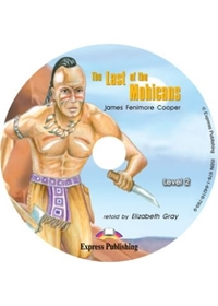 The Last of the Mohicans. Audio CD