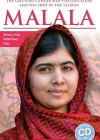 Malala. Reader + Audio CD (Poziom: 1)