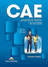 CAE Practice Tests. Teacher's Book + kod DigiBook