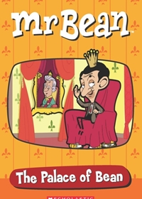Mr Bean: The Palace of Bean. Reader + Audio CD