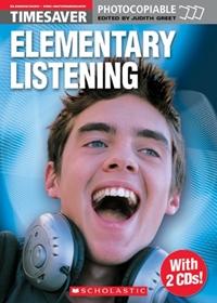 Elementary Listening (książka + 2 płyty Audio CD)