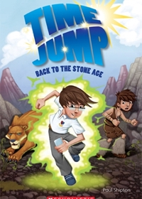 Time Jump: Back to the Stone Age. Reader + Audio CD