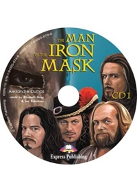 The Man in the Iron Mask. Audio CD
