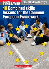 English Timesavers: 40 Combined Skills Lessons for the Common European Framework (ksiazka + Audio CD)