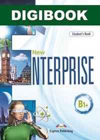 New Enterprise B1+. Podręcznik cyfrowy DigiBook (edycja polska) (kod)