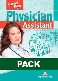 Physician Assistant. Podręcznik papierowy + podręcznik cyfrowy DigiBook (kod)