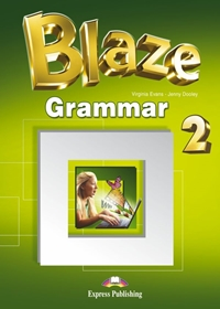 Blaze 2. Grammar (Podręcznik do gramatyki z ćwiczeniami)
