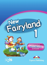 New Fairyland 1. Interactive Whiteboard Software (płyta)