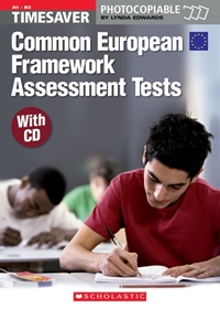 English Timesavers: Common European Framework Assessment Tests (książka + Audio CD)
