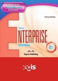 New Enterprise B1. IWS (edycja polska) (płyta)