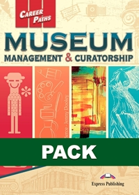 Museum: Management & Curatorship. Student's Book + kod DigiBook