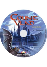 Count Vlad. Audio CDs (set of 2)