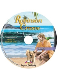 Robinson Crusoe. Audio CD