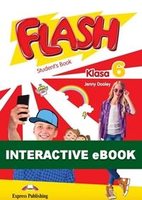 Flash Klasa 6. Podręcznik cyfrowy Interactive eBook (kod)