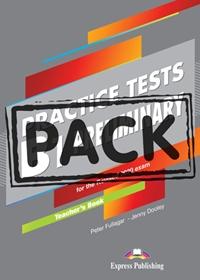 B1 Preliminary  Practice Tests. Teacher's Book + kod DigiBook
