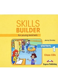 Skills Builder STARTERS 1 New Edition 2018. Class Audio CDs (set of 2)