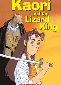 Kaori & the Lizard King. Reader + Audio CD