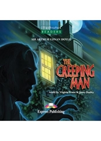 The Creeping Man. Audio CD