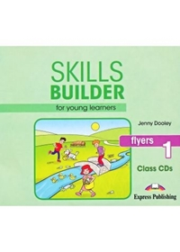 SKILLS BUILDER FLYERS 1 NEW EDITION. CLASS AUDIO CDS (set of 2)