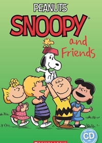 Peanuts: Snoopy and Friends. Reader + Audio CD