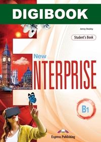 New Enterprise B1. Podręcznik cyfrowy DigiBook (edycja polska) (kod)