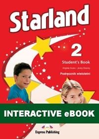 Starland 2. Podręcznik cyfrowy Interactive eBook (płyta)