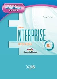 New Enterprise B2. IWS (edycja polska) (kod)