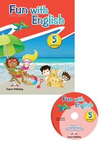 Fun with English 5. Pupil's Pack (Pupil's Book + Multi-ROM)