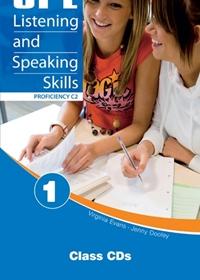 CPE Listening & Speaking Skills 1. Class Audio CDs (set of 6)