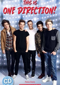 This is One Direction. Reader + Audio CD