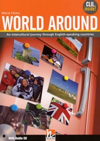 World Around. Student's Book (+ Audio CD)