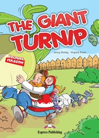 The Giant Turnip. Reader
