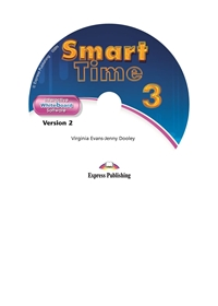 Smart Time 3. Interactive Whiteboard Software (płyta)