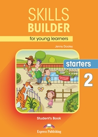 Skills Builder STARTERS 2 New Edition 2018. Student's Book