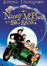 Nanny McPhee and the Big Bang. Reader + Audio CD