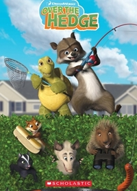 Over the Hedge. Reader + Audio CD