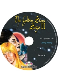 The Golden Stone Saga II. Audio CDs (set of 2)