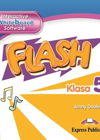 Flash Klasa 5. Interactive Whiteboard Software (płyta)