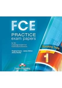 FCE Practice Exam Papers 1. Speaking Audio CDs (set of 2)